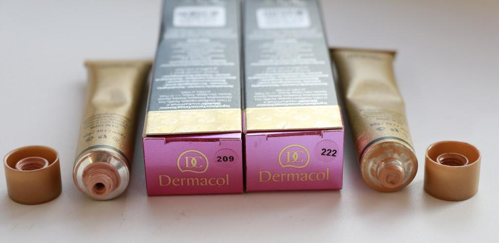 Dermacol крышка макияж