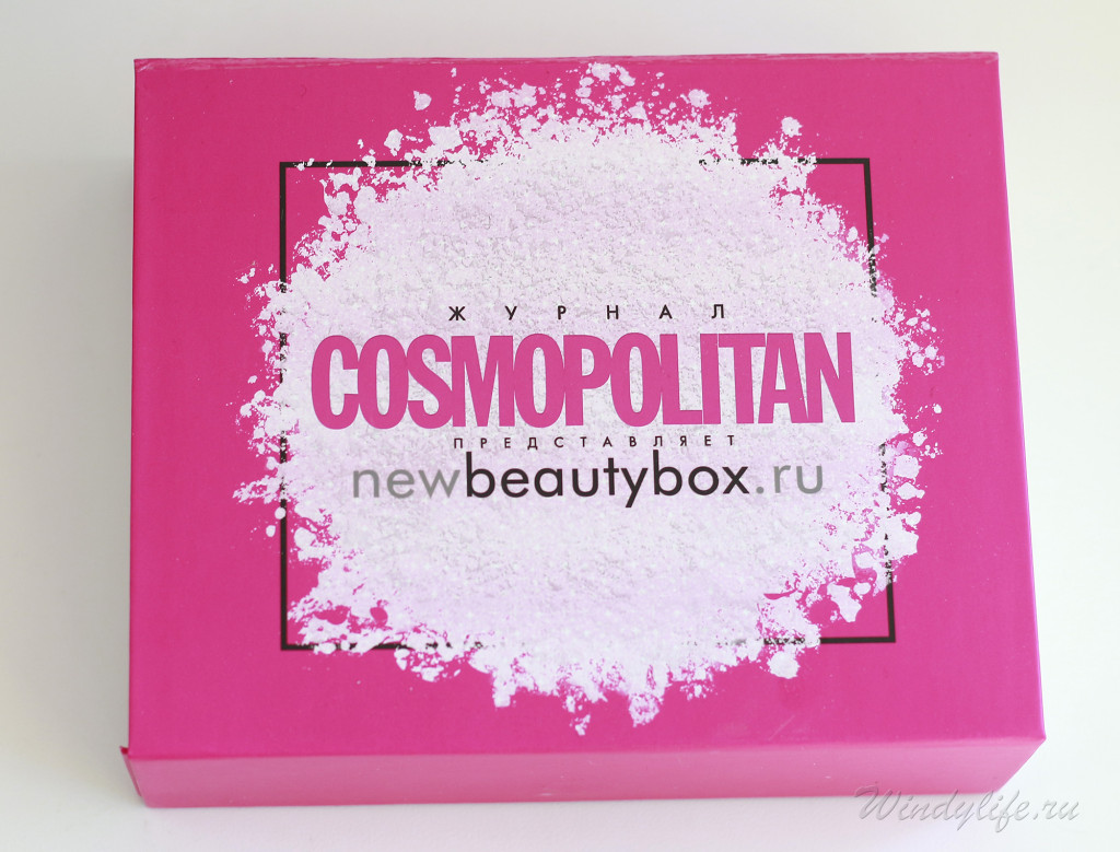 Cosmopolitan Newbeautybox