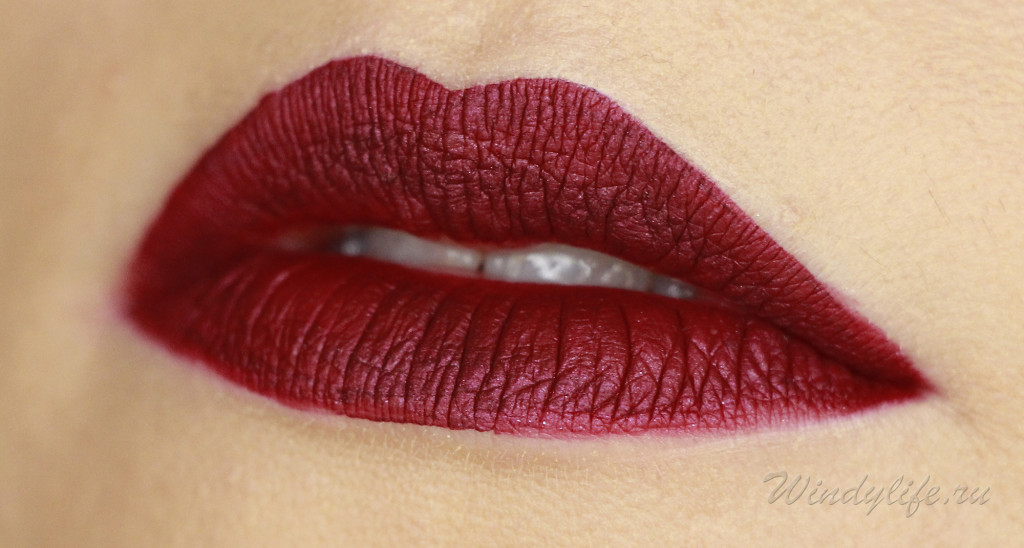 PURE LUST EXTREME MATTE TINT Cailyn №15 Demonist