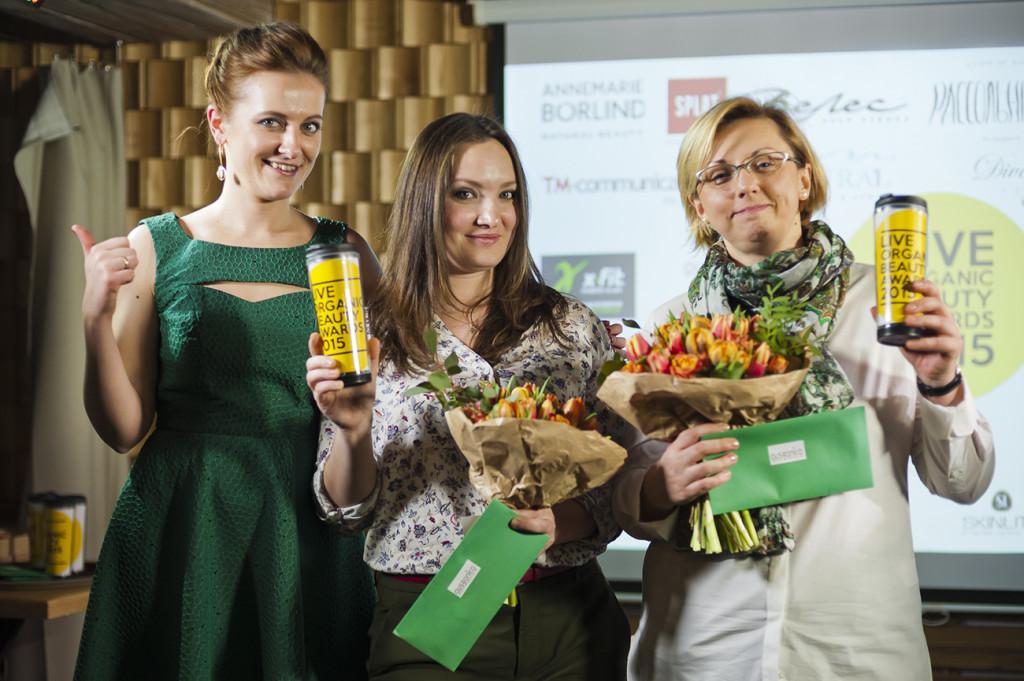 Премия Live Organic Beauty Awards