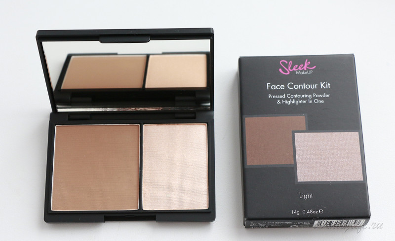Палетка Face Contour Kit Sleek MakeUp