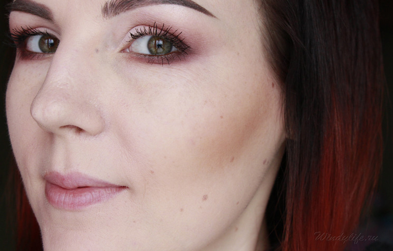 Палетка Face Contour Kit Sleek MakeUp