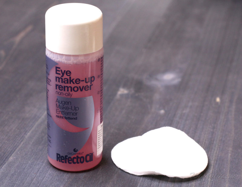 RefectoCil Eye make-up remover
