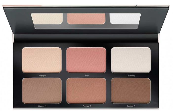 Artdeco Most Wanted Contouring Palette cool