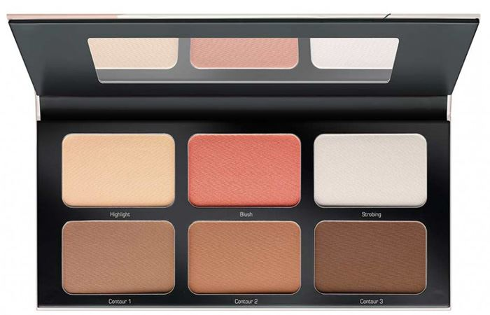 Artdeco Most Wanted Contouring Palette warm