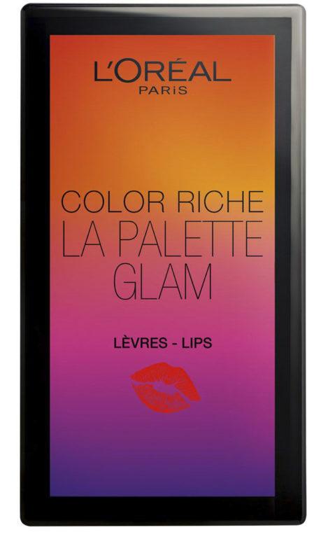 Loreal ColorRiche La Palette Glam