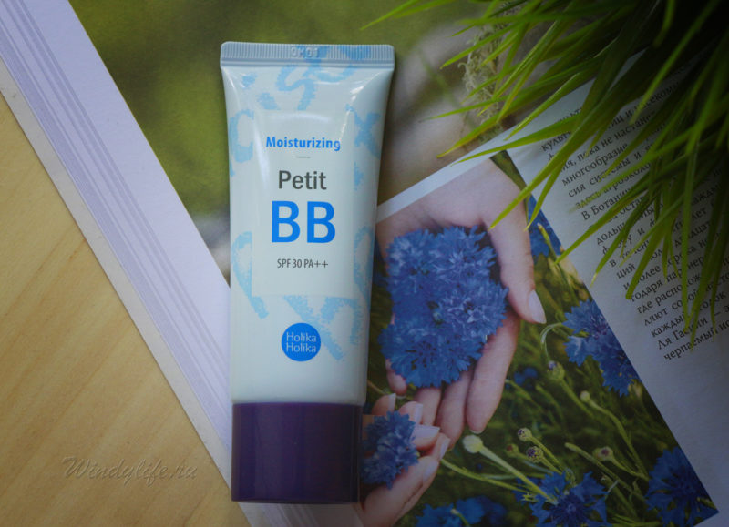 Petit Moisturizing BB cream от Holika Holika