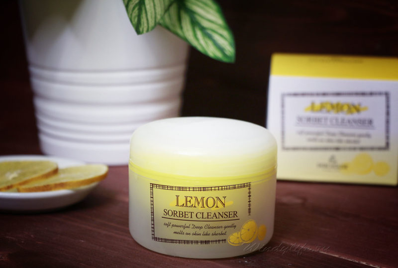 The Skin House Lemon Sorbet Cleanser