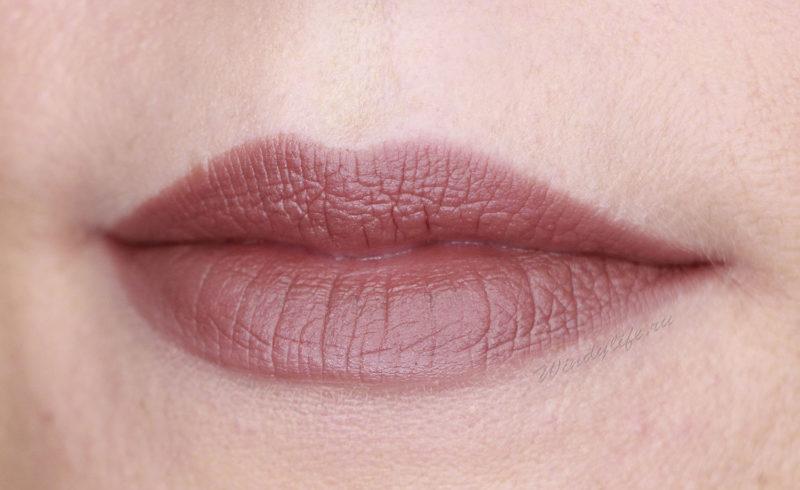 Seventeen Matt Lasting Lipstick 54