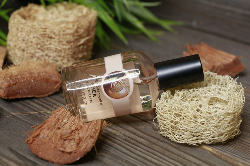 "Туалетная вода ""ШИ"" от The Body Shop"